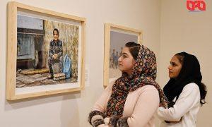 زیر 18 سالها، موضوع نمایشگاه عکسی در کابل