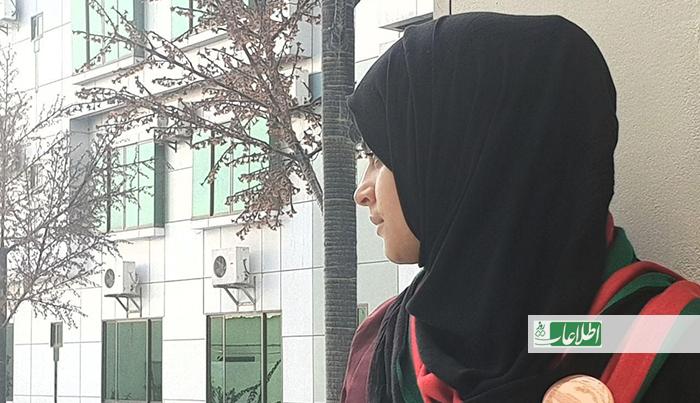 «بهسوی آینده در اختناق چادری»؛ دختری که گلوله متوقفاش نکرد