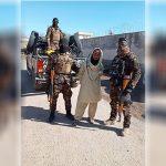 معاون نظامی گروه طالبان برای ولایت غور در هرات بازداشت شد