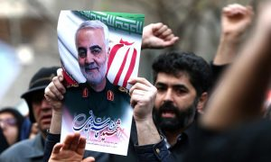 What was Suleimani's plan to attack US forces in Iraq?