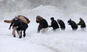 جانباختن 24 تن بر اثر بارش؛ وزارت رسیدگی به حوادث از کمبود تشکیلات شاکی است