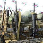 «جمعهبازار» طالبان درفراه؛ متاع اینبازار بیشتر جنگافزار نیروهای دولتی است