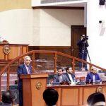 تصویب بودجه در پارلمان