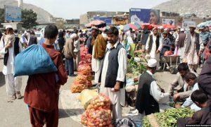 قرنطینهی کابل و نگرانی از گرسنگی؛ کمک 500 میلیونی حکومت به کارگران روزمزد
