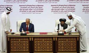 امریکا صلح میخواهد، طالبان امارت