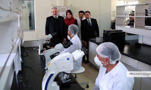 افغانستان چگونه ویروس کرونا را شناسایی میکند؟