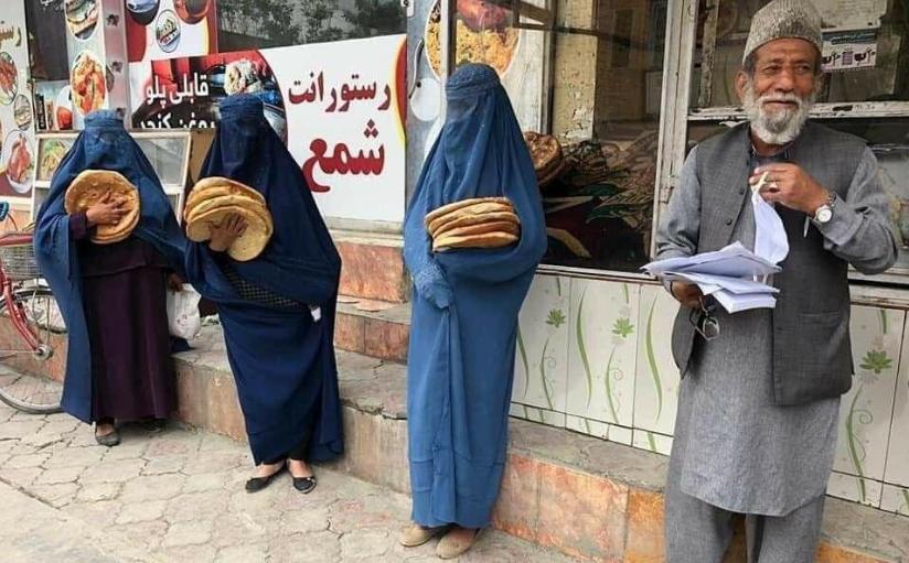اختلاس در برنامهی توزیع نان در کابل