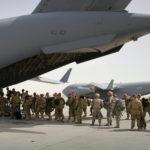 خروج نیروهای امریکایی