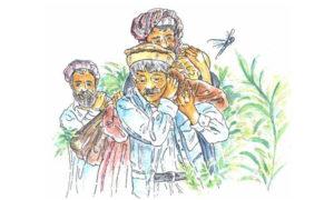 داستان «کاکا مراد»؛ الگوی رفتاری برای کودکان افغان
