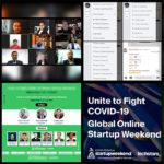 استارتاپ ویکند 2020 در افغانستان؛ یک ایدهی برتر به رقابت بینالمللی رفت