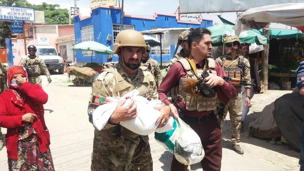 ۱۶ کشته و ۱۶ زخمی در حمله بر شفاخانهای در کابل؛ وزارت صحت: به مراکز صحی حمله نکنید
