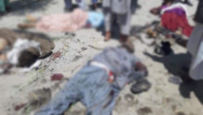 انفجار در مراسم تشییع جنازه در ننگرهار؛ 15 نفر بهشمول یک عضو شورای ولایتی کشته شدند