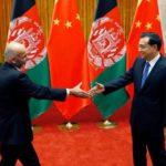 کمربند و راه چین در افغانستان