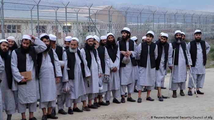 زندانیان خطرناک طالبان نباید آزاد شوند