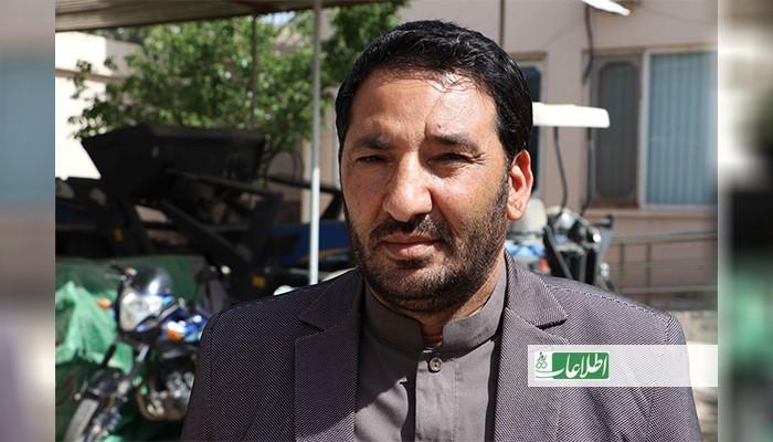 سردار بهادری، عضو شورای ولایتی هرات میگوید که استخراج غیرقانونی معدن نمک هنوز ادامه دارد.