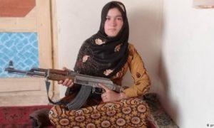 نبرد قهرمانانه قمرگل علیه طالبان خصومت خانوادگی نیز بود