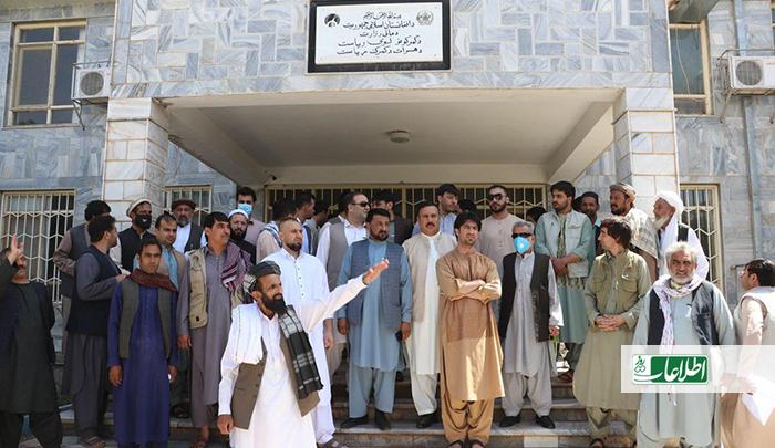 افزایش ناامنی در شاهراه هرات–اسلامقلعه؛ کارمندان و کمیشنکاران گمرک هرات اعتصاب کاری کردند