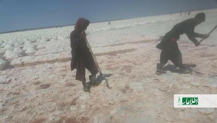 تاراج معدن نمک غوریان هرات؛ دو سال پس از حکم ممنوعیت رییسجمهور، هنوز استخراج ادامه دارد