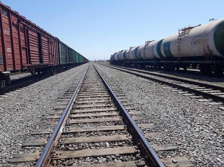 انتقالات از طریق خطوط آهن