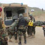 حملهی طالبان بر پاسگاههای امنیتی در پروان