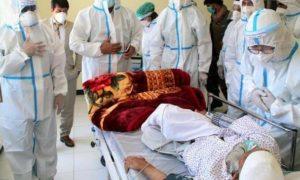 قربانیان مریضی «کووید19» در افغانستان
