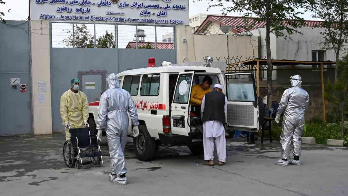 در بیستوچهار ساعت گذشته ۱۶ مریض «کووید۱۹» در افغانستان جان دادهاند