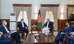 سفیر هیأت ایرانی به ریاست سید عباس عراقچی به کابل