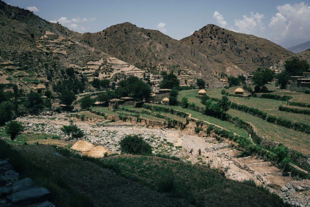 اکثر بخش های ولسوالی مروره بیش از 9 سال میشود که تحت کنترل طالبان است.