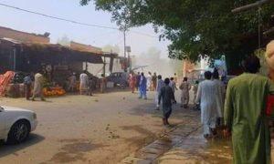 حملهی موتربمب در ولسوالی کوزکنر ننگرهار