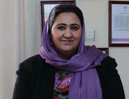سمیرا حمیدی، عضو سازمان عفو بینالملل