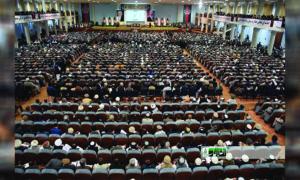 لویهجرگه، «داغ ننگ بر پیشانی» احزاب سیاسی و شورای عالی مصالحه