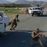 حمله طالبان بر پاسگاه پولیس محلی در ننگرهار