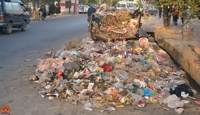 نقش زبالهها در تخریب و آلودگی محیط زیست