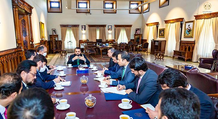 کمیسیون سه جانبهی همکاریهای اقتصادی میان افغانستان، ایران و ترکمنستان ایجاد میشود