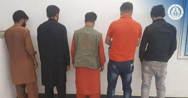 شش نفر به اتهام تجاوز جنسی بر دو خانم در کاپیسا بازداشت شدند
