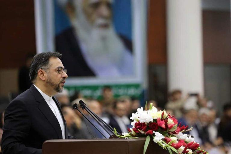 صلاحالدین ربانی، رهبر حزب جمعیت اسلامی افغانستان