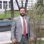 استاد یک باشگاه ورزشی در کابل