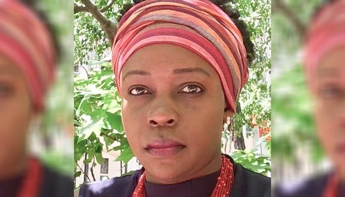 ریتا لوپیدیا، برنده جایزه صلح زنان انستیتوت صلح ایالات متحده در سال 2020، مدیر اجرایی و بنیانگذارسازمان حامی توسعه زنان در سودان جنوبی و اوگاندا - عکس از شبکههای اجتماعی
