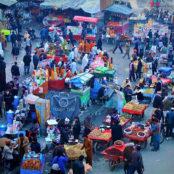 کابلنان؛ تقسیم مساویانهی زباله به کودکان خیابانی