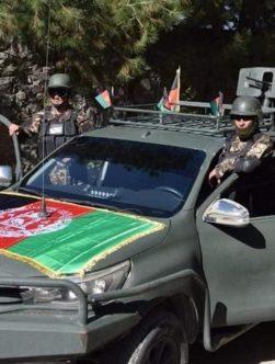 نیروهای امنیت ملی