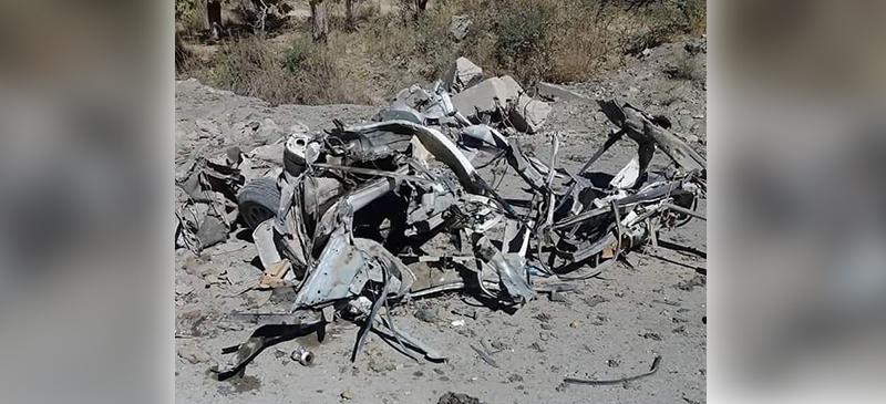 پنج غیرنظامی در دو انفجار در میدانوردک کشته شدند