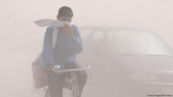 کاهش آلودگی هوا با آگاهی شهروندان ممکن میشود