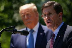 ترمپ بهدنبال خروج سریع و کامل از افغانستان است