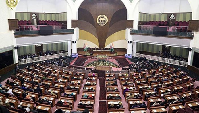 نمایش رأی اعتماد مجلس