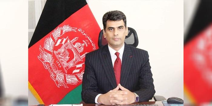 میرویس صمدی، سفیر افغانستان در یونان/ عکس: ارسالی به اطلاعات روز