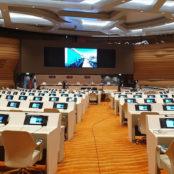 گزارشی از روز نخست کنفرانس ژنو