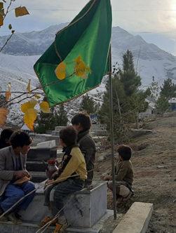 کابلنان؛ مرثیهای برای آرزوهای کودکان قبرستانی