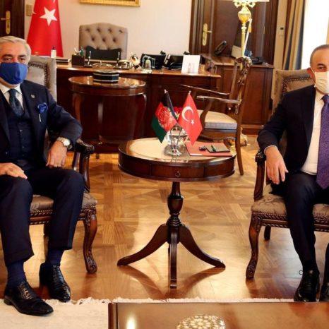 خواست ترکیه برای آتشبس در افغانستان