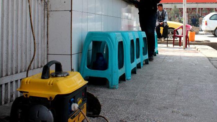 استفاده از جنراتورهای فردی در کابل