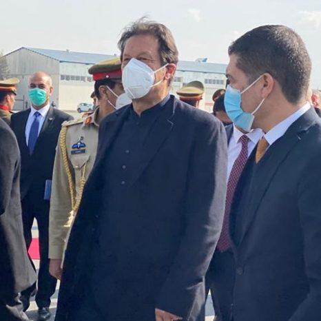 سفر عمران خان به کابل